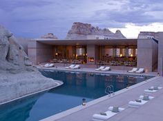 I came across this resort in Utah, and well, kind of fell in love. It's...