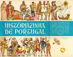 Históriazinha de Portugal capa