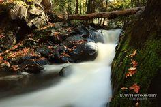 UP Waterfall, nature photography, landscape jenrubyphotography.com » blog