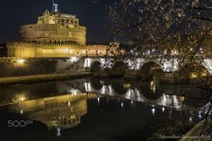 Twin castle - The Roman nigths, an opportunity to see through the mirror.