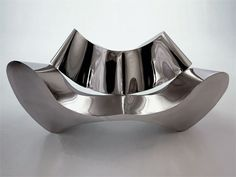 Steel Sofa EUROPA by Draenert   Design Ron Arad (1994)