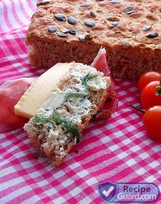 Pumpkin and Sunflower Seed Bread Recipe