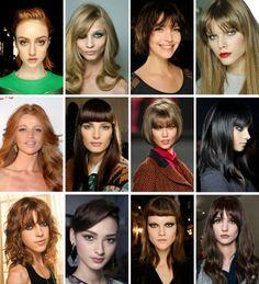 Horóscopo dos cabelos: em agosto, saiba qual o tipo de franja ideal para cada signo