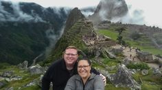 My friends Andy and Mercedes are courageously adventuring around the world for a year ... in this blog they duly remind me that Machu Picchu has been on my bucket list for too long ... time to do something about that very soon I think!