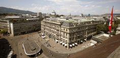 Credit Suisse Credit Suisse, Louvre, Mansions, House Styles, Building, Travel, Home Decor, Viajes, Decoration Home