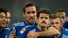 Spielszenen Schalke gegen Mainz | Bildquelle: dpa