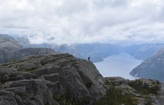 Prekestolen; A Hike to the End