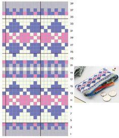 Beginner Knitting Patterns, Fair Isle Knitting Patterns, Knitting Blogs, Knitting Charts, Knitting For Beginners, Loom Knitting, Knitting Socks, Knitting Tutorials, Free Knitting