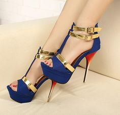 new woman sexy high heels fashion women pumps shoes open toe high heels new design women sandals alishoppbrasil