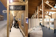 bus terminal [Akita Station west exit bus terminal] | Complete list of the winners | Good Design Award