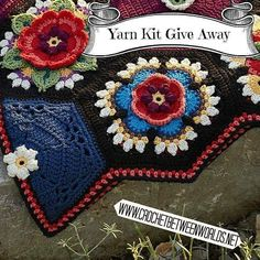 Hop over to the Crochet Between Worlds Blog for the chance to win a complete yarn kit for the Frida's Flowers CAL (pattern by @janiecrow) from @stylecraftyarns ! The give away is open til the 11th of March! Share this give away to get bonus enties (you still to enter in the raffle on the blog page!)  #craft #crochet #crocheting #crochetlove #crochetblanket #cal #crochetcal #fridasflowers  #fridasflowerblanket #stylecraftcal2016 #stylecraft #cal2016 #crochetalong #yarnkit #yarn #giveaway…