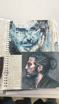 Make studies first do writing afterwards A Level Art Sketchbook, Sketchbook Layout, Arte Sketchbook, Sketchbook Inspiration, Sketchbook Ideas, Art Sketches, Art Drawings, Art Alevel, Art Diary