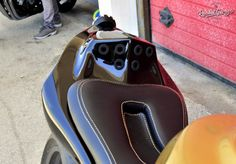 Motorfest Contest - RocketGarage - Cafe Racer Magazine
