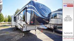 2016 Oakmont 5th Wheel Trailer Model 345RS For Sale near Portland, Oregon