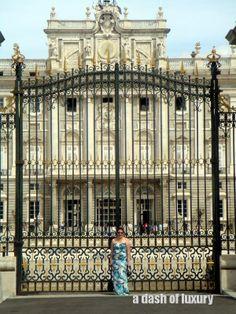 Madrid Royal Palace | A Dash Of Luxury