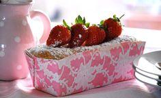 cake de claras y chocolate