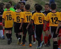 How To #Teach Good #Sportsmanship #TsiSports #Team360Apps