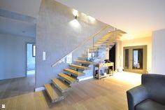 nowoczesne schody dębowe na profilu - zdjęcie od Schodo-System - Schody - Styl Nowoczesny - Schodo-System
