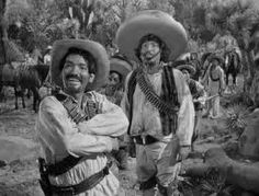 """The Treasure of the Sierra Madre.  """"We don't need no stinkin badges"""""""