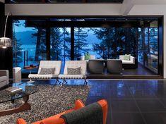 Waterfront Hideaway by Turkel Design