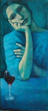 Nicoletta Tomas Caravia (Madrid 1963).