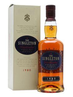 Singleton of Auchroisk 1980 / Particular Scotch Whisky : The Whisky Exchange