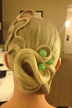 #hair + #ballroom #dance