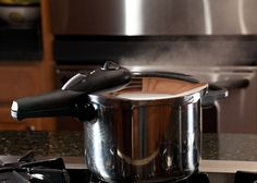 Get food on the table quick with a Pressure Cooker