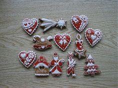 Vianočné medovníčky 3:
