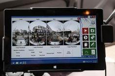 Curitiba testa nova tecnologia para mapeamento aéreo de trânsito +http://brml.co/1CmakTP