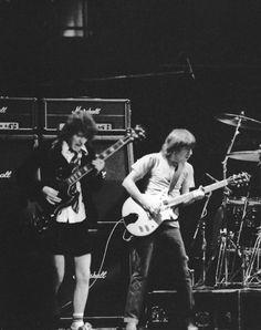 1978/07/21 - USA, Portland, Coliseum | Highway To ACDC : le site francophone sur AC/DC