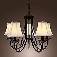 Chandelier with 5 Lights in Antique Style – USD $ 99.99