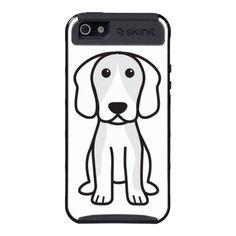 Beagle Dog Cartoon iPhone 5 Covers