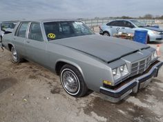 E. 1983 Buick LeSabre | 1983 Buick Lesabre Cu with VIN 1G4AN69Y9DX439613 on auction Replaced: Grand Marquis, Replaced by: Van