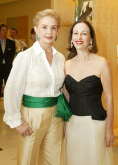 Party Pictures - Community Access celebrated their anniversary, Kick off for Palm Beach! America's International Fine Art & Antique Fair Carolina Herera, Ch Carolina Herrera, Fashion Line, 50 Fashion, Chic Outfits, Spring Outfits, French Girl Style, Over 50 Womens Fashion, Celebrity Look