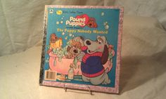Pound Puppies  The Puppy Nobody Wanted  Big Little by Wulfmagick, $6.50