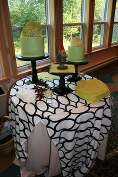 Cake Stands.... Love them!