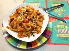 Ook lekker! Mexicaanse pasta