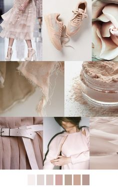 F/W 2016 mood boards, which display print, pattern and color trends in a… Trend Fashion, Moda Fashion, Fashion 2017, Fashion Design, Fashion Outfits, Color Trends, Color Combinations, Color Schemes, Pale Dogwood