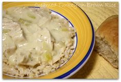 Mommy's Kitchen - Country Cooking & Family Friendly Recipes: Creamed Turkey & {Leftover Turkey Recipes}