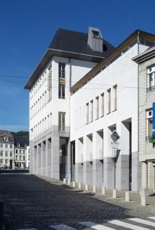 Town hall Stavelot by Artau Architectures   #architecture #building #center #hall