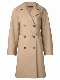 $1,533, Arve Trench Coat by The Row. Sold by farfetch.com. Click for more info: http://lookastic.com/women/shop_items/75450/redirect