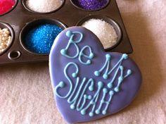 southern {valentine's day} conversations cookies rebecca gordon buttermilk lipstick