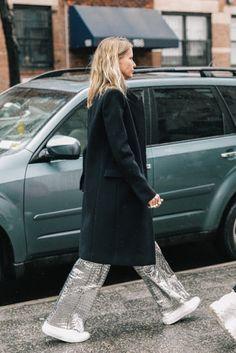 M's: Street Style | New York Fashion Week