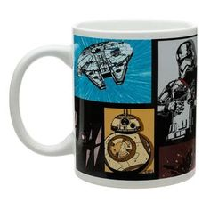 Shop for StarWars The Force Awakens Coffee Mug. Free Shipping on orders over $45 at Overstock.com - Your Online Kitchen