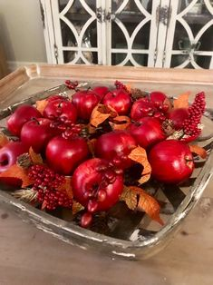 FREE SHIPPING  Farmhouse  Decor  Decorative Baskets  Home image 2 Autumn Wreaths For Front Door, Fall Wreaths, Door Wreaths, Apple Farm, Tobacco Basket, Hydrangea Wreath, Basket Decoration, House Warming, Fall Decor