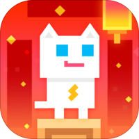Super Phantom Cat - be a jumping bro by Veewo Games