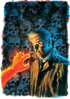 """Hellblazer Vol. 10: In The Line of Fire TB by Sean Phillips"""