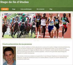 Gabriel Germain - Étude comparative de l'entraînement et des soins entre les chevaux de course et les athlètes - Clinique vétérinaire spécialisée - Mercier - Québec
