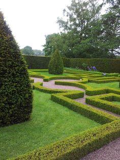 Sculpture Garden, Little Morton Hall